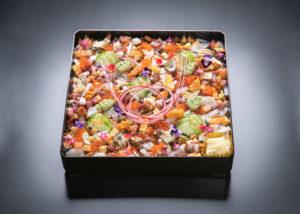 彩り鮮やかに「お祝いちらし寿司」&「オードブルおせち」
